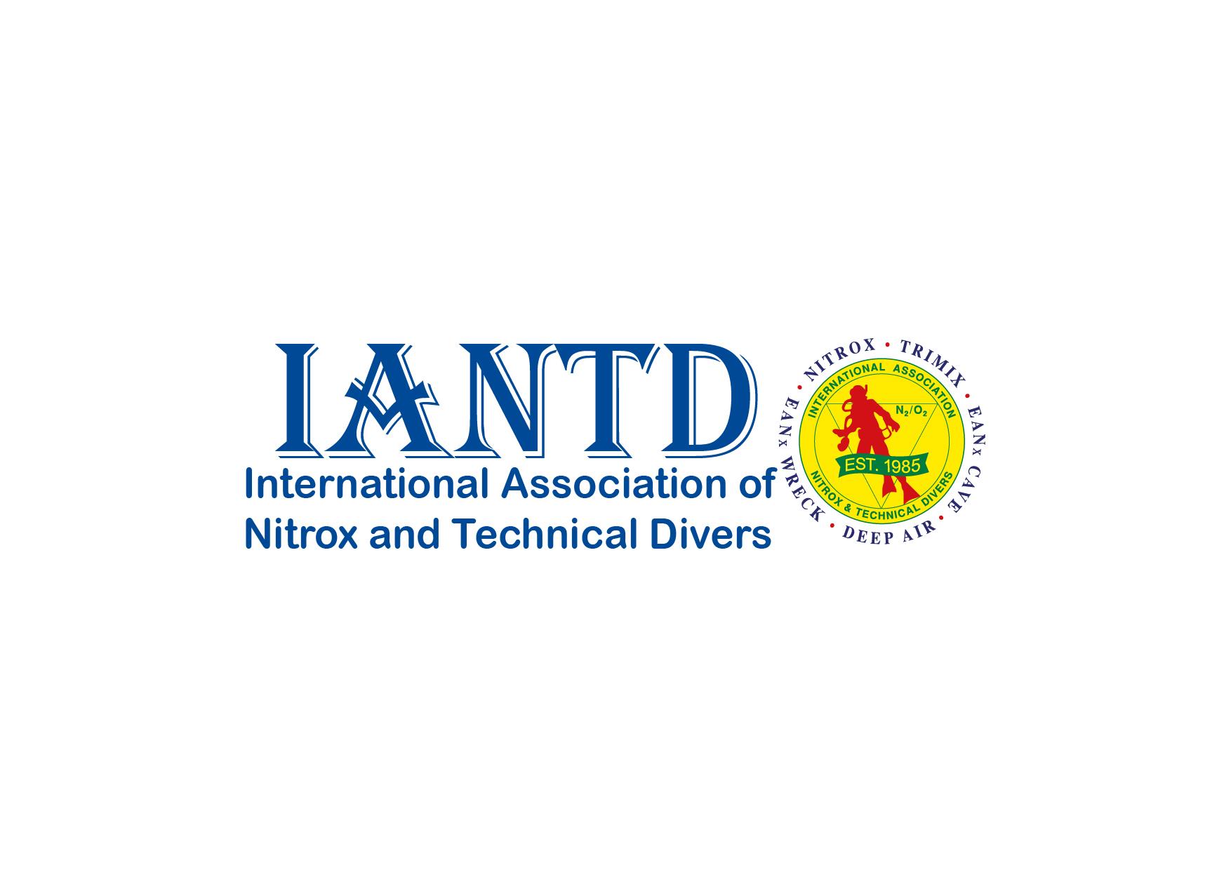 Logo IANTD Horizontal St 1985-01